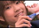 Japanische Ritzer Werbung