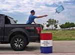 Tricks mit Wasserflaschen