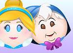 Cinderella wie von Emoji erzählt