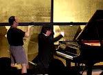 Lustiges Klavierspiel