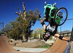Rollstuhl Freestyle