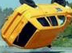 Umschmeissende Unfälle