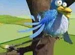 Der Vogel mit den dicken Hoden