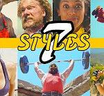 7 Fitnessarten